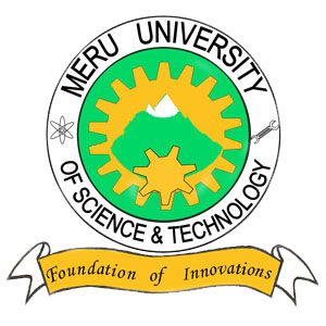 Meru University of Science & Technology School of Agrucluture & Food Science