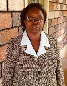 Dr.Florence Karimi Thiakunu